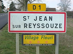 Image illustrative de l'article Saint-Jean-sur-Reyssouze