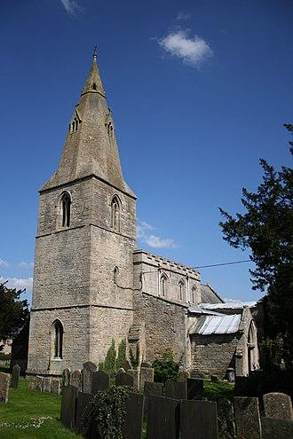 Skillington - St James' church
