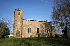 St.Martin's church, North Owersby, Lincs. - geograph.org.uk - 124195.jpg