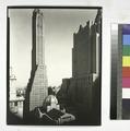 St. Bartholomew's, Waldorf Astoria, General Electric Building, Park Avenue and 51st Street, Manhattan (NYPL b13668355-1219139).tiff