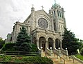 St. Cecilia's Roman Catholic Church, Englewood, New Jersey IMG 0782.jpg