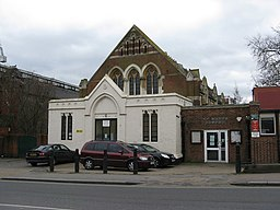 St. Mary's Centre, Ladywell Road, Lewisham - geograph.org.uk - 1209834.jpg