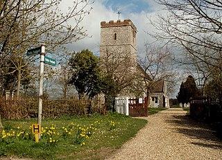 Reed, Hertfordshire farm village in the United Kingdom