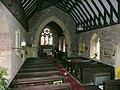 St. Matthew's church, Marstow, interior - geograph.org.uk - 976086.jpg