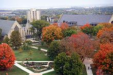 St Olaf College Wikipedia