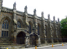 St Andrews - St Salvator's Chapel.JPG