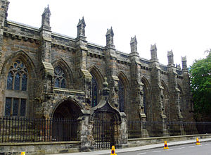University of St Andrews - St Salvator's Chapel