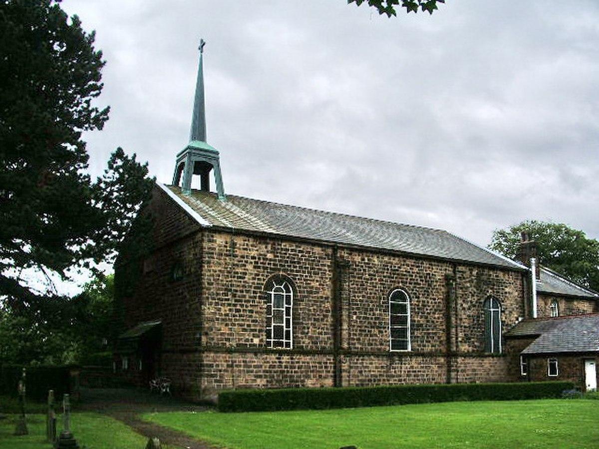 St Bede's Catholic Church - geograph.org.uk - 467659.jpg