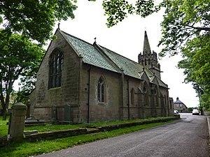Beadnell - Image: St Ebba Church, Beadnell (geograph 2150059)