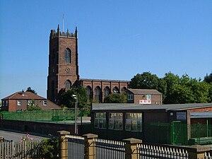 Everton, Liverpool - St George's Church, Everton.