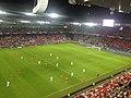 St Jacobs Park, Basel ( Switzerland vs England ) 24.jpg