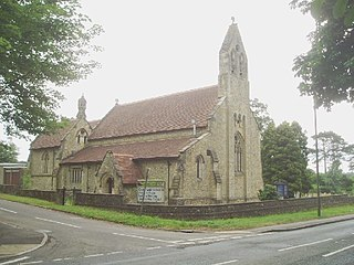 Felbridge Human settlement in England