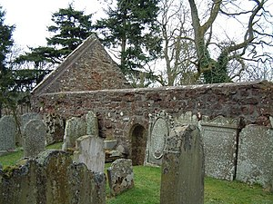 Palladius (bishop of Ireland) - St Palladius Church, Fordoun