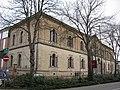 Staatliche Kunsthalle Karlsruhe von Heinrich Hübsch 1836 bis 1846 als Großherzogliche Gemäldegalerie 4.jpg