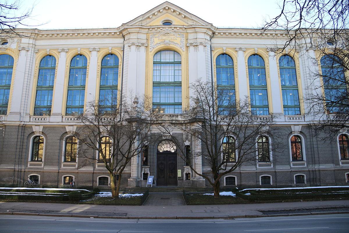 B B Augsburg staats und stadtbibliothek augsburg