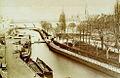 Stadsgezicht met water, schepen en brug - Maastricht - 20322853 - RCE.jpg