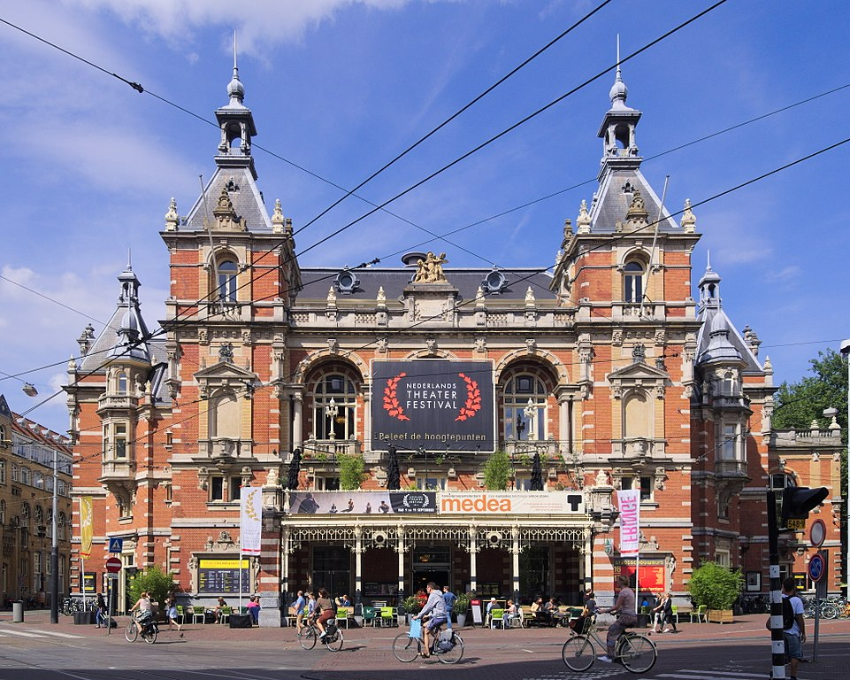 Quelques idées pour trouver un hotel dans le quartier des musées à Amsterdam - Photo de C messier
