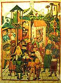 Detail from the Hamburger Stadtrecht, c. 1479