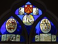 Stained glass windows at Strawberry Hill House 05.jpg