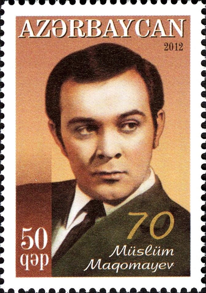 Stamps of Azerbaijan, 2012-1047