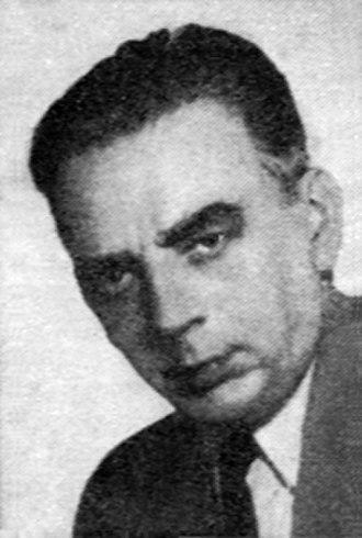 Stanisław Mazur - Stanisław Mazur in 1966