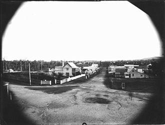 Beenleigh, Queensland - Main Street circa 1893