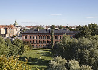 Natural History Museum of Denmark - Natura History Museum, Geological Museum Building