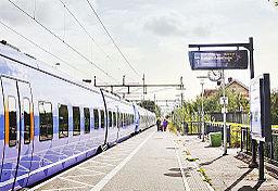 Stationen i Ödakra
