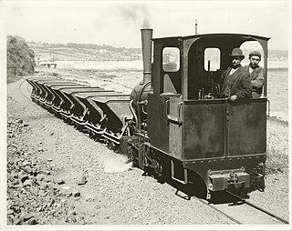 Penlee Quarry railway