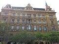 Stern house (1888). Facade. - 36 Teréz Boulevard, Budapest.JPG