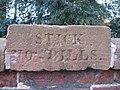 Stick No Bills - geograph.org.uk - 340639.jpg