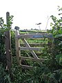 Stile, Compton Common - geograph.org.uk - 482954.jpg