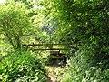 Stile on path to Dingleton Mains - geograph.org.uk - 837490.jpg
