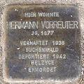 Stolperstein Arnstadt Ried 7-Hermann Vorreuter.JPG