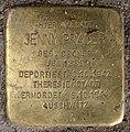 Stolperstein Detmolder Str 3 (Wilmd) Jenny Prager.jpg