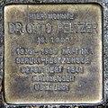 Stolperstein Jahnstr 2 (Kreuz) Otto Peltzer.jpg