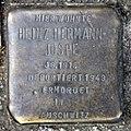 Stolperstein Liebenwalder Str 40 (Weddi) Heinz Hermann Jospe.jpg