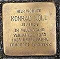 Stolperstein Remscheid Rudolfstraße 5 Konrad Nöll.jpg