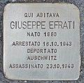 Stolperstein für Giuseppe Efrati (Rom).jpg