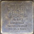 Stolpersteine Köln, Ella Laura Fluhrer (Arnulfstraße 27).jpg