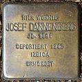 Stolpersteine Krefeld, Josef Dannenberg (St.-Anton-Straße 97).jpg