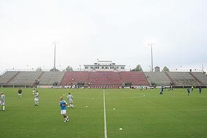 Eugene E. Stone III Stadium (Columbia, South Carolina) - Image: Stone Stadium