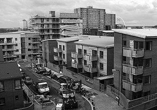 Stonebridge, London Human settlement in England