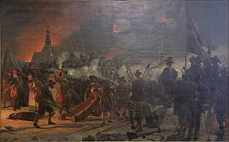Second Northern War - Assault on Copenhagen (1659) during the 1658/59 siege