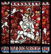 Strasbourg - Cathedrale - Vitrail - Detail 04.jpg