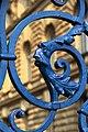Strasbourg Palais du Rhin détail de ferronnerie 03.jpg