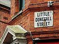 Street sign, Belfast - geograph.org.uk - 1558952.jpg