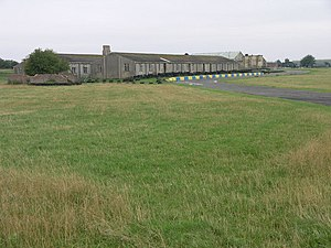 RAF Strubby - An Airfield Building