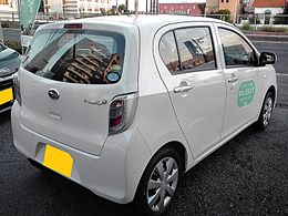 Subaru Pleo Plus F Smart-Assist LA300F Rear.jpg