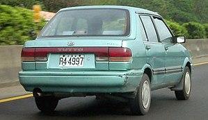 Subaru Justy - Image: Subaru Tutto R4 4997 20060515